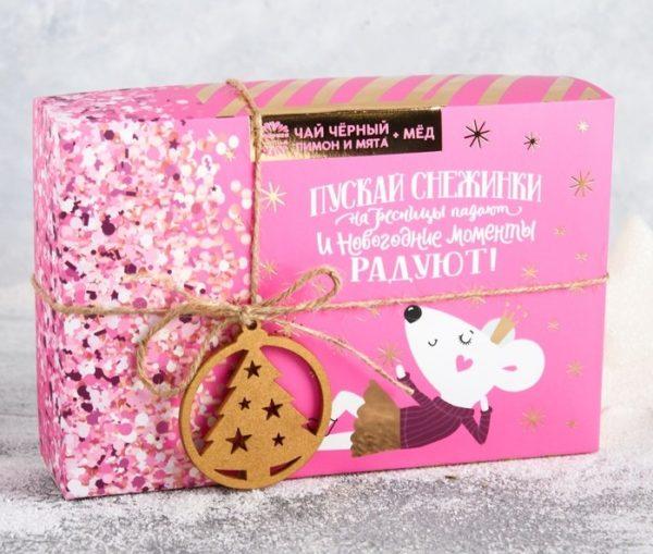 корпоративные подарки на новый год купить в Алматы