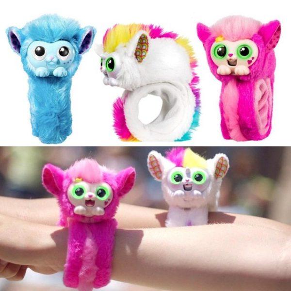 интерактивная игрушка животное браслет