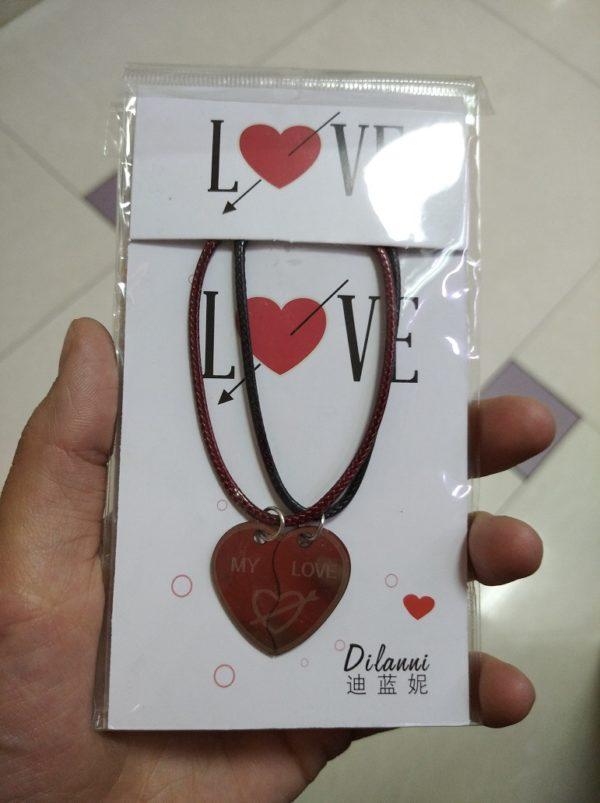 браслет половинки для влюбленных