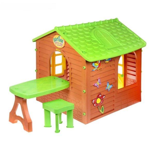 Игровой домик для детской площадки