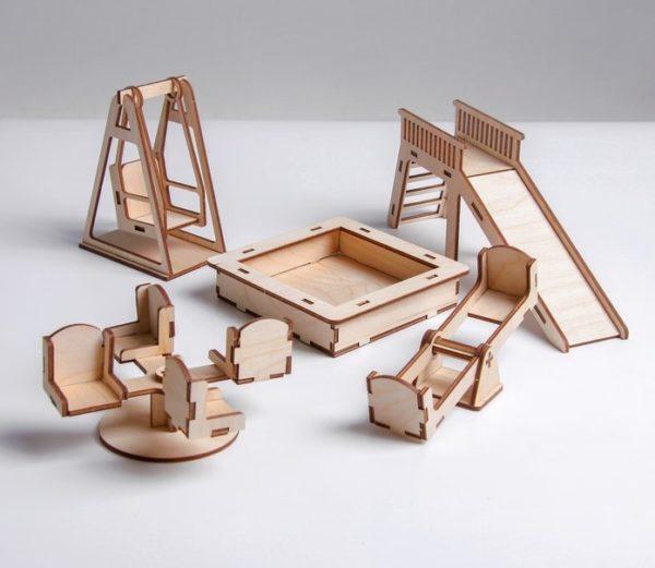 мебель и аксессуары для кукол лол