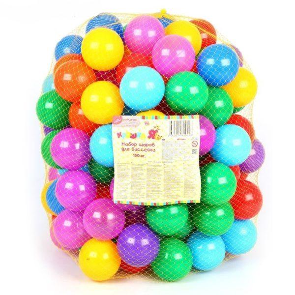 пластиковые шарики для детей