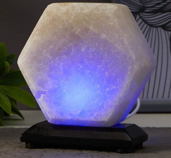 Светильник соляной
