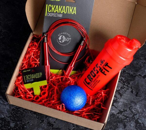 Спортивный подарочный набор